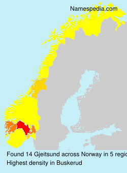 Gjeitsund