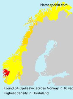 Gjellesvik