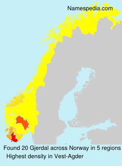 Gjerdal