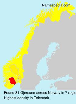 Gjersund