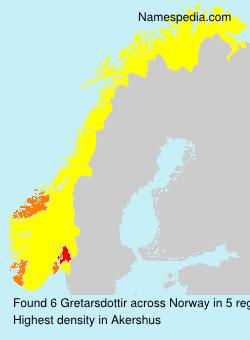 Gretarsdottir
