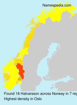 Halvarsson