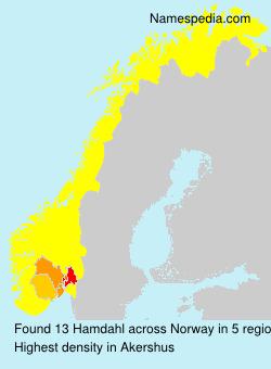 Hamdahl