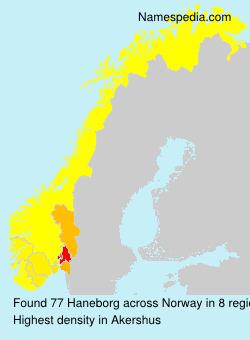 Haneborg