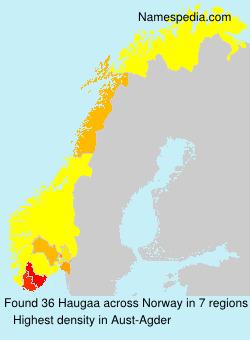 Haugaa