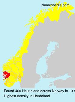 Haukeland