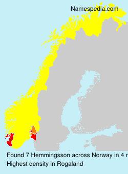 Hemmingsson