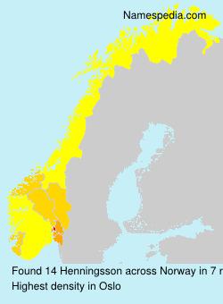Henningsson