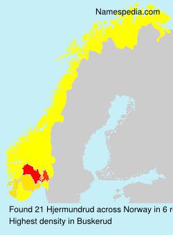Hjermundrud