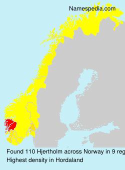 Hjertholm