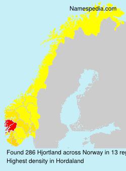 Hjortland
