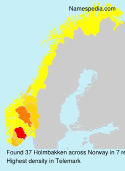 Holmbakken