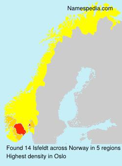 Isfeldt