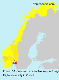 Kjellstrom