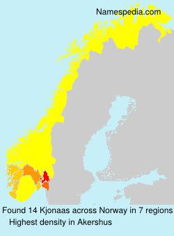 Kjonaas