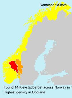 Klevstadberget