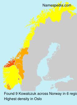 Kowalczuk - Norway