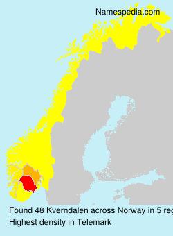 Kverndalen