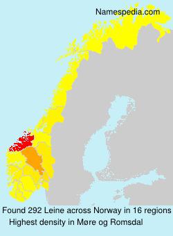 Leine - Norway