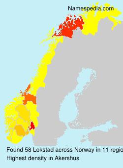 Lokstad