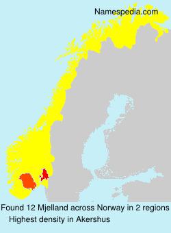 Mjelland