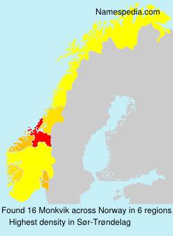 Monkvik