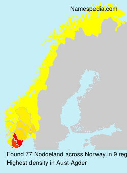 Noddeland