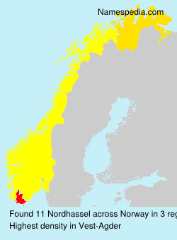 Nordhassel
