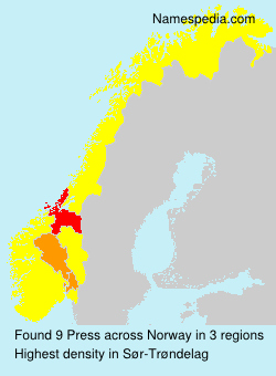 Press - Norway