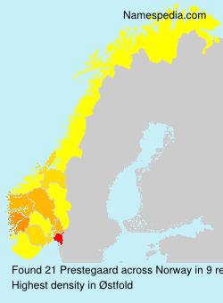 Prestegaard