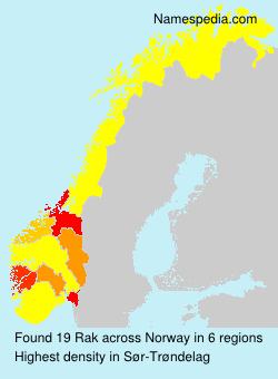 Rak - Norway