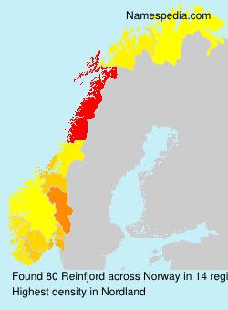Reinfjord