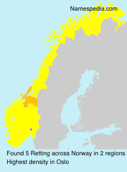 Retting - Norway