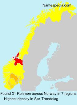 Rohmen - Norway