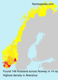Roisland