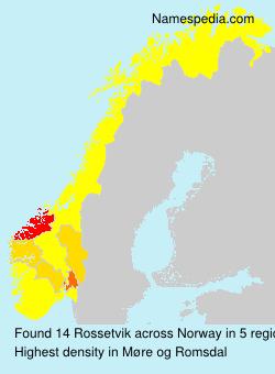 Rossetvik