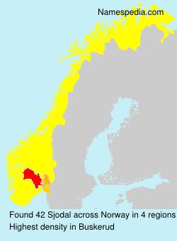 Sjodal