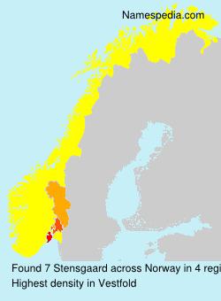 Stensgaard