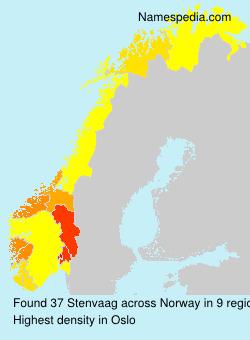 Stenvaag