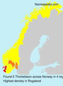Thorkelsson