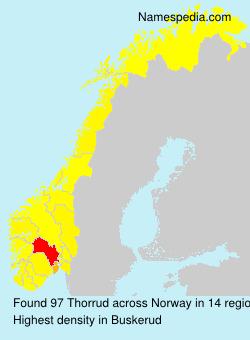 Thorrud