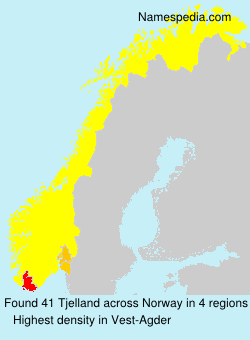 Tjelland