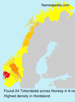 Totlandsdal