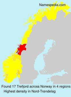 Trefjord