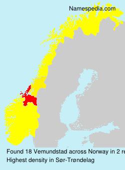 Vemundstad