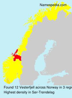 Vesterfjell