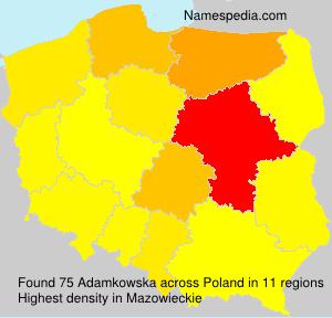 Adamkowska