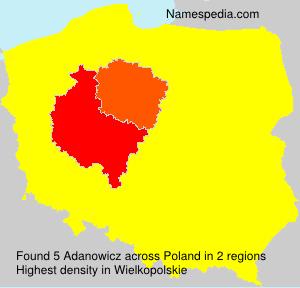 Adanowicz