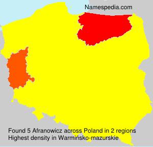 Afranowicz