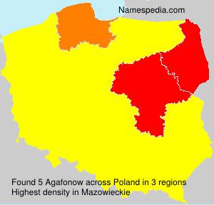 Agafonow